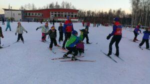 Junior Nordics - image by Rebecca Heaton